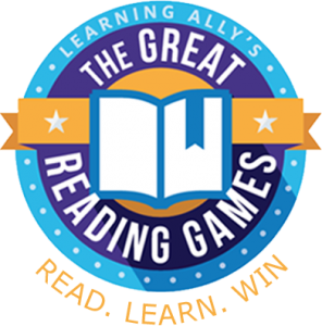 Learning Ally's Great Reading Games