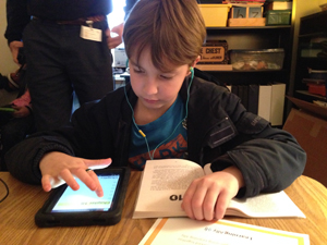 How I Secured Tablets For All My Dyslexic Students