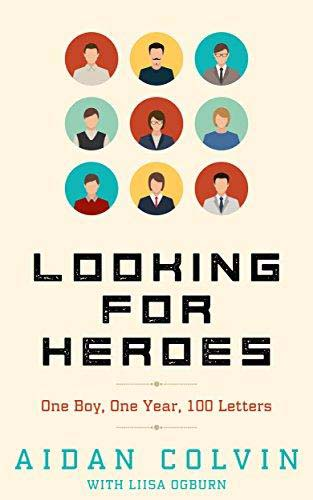 "Author of ""Looking for Heroes,"" Host Webinar to Inspire  Thousands of Students with Learning Disability"
