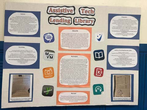 Assistive Technology Vision Board