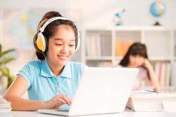 Student Comprehending with Audiobooks
