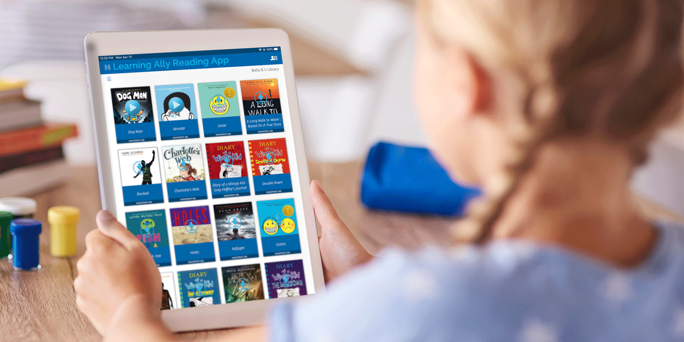 take your favorite books on the go